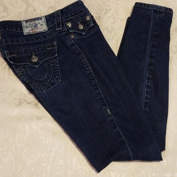 True Religion Denim - True Religion Skinny Jeans